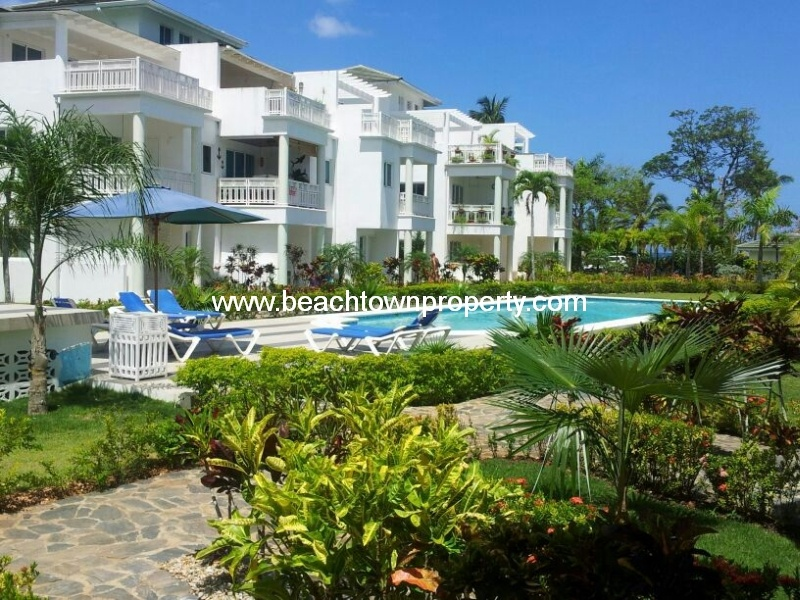 Bargain Beach Front Apartment for sale Dominican Republic