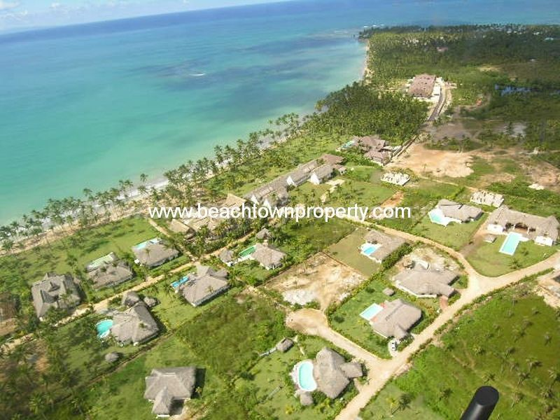 Dominican Republic New Beach House For Sale