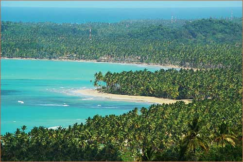 Panoramic Ocean View Building Lot Dominican Republic Samana