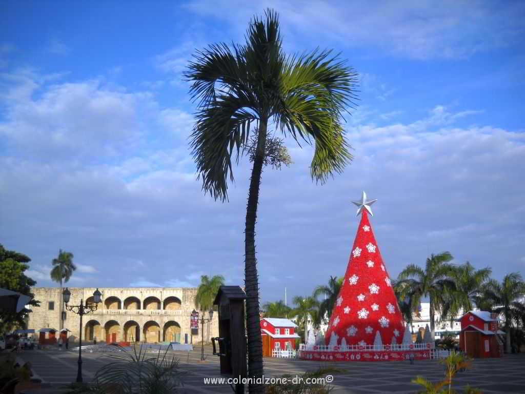 Christmas Events 2015 Zona Colonial Santo Domingo Dominican Republic