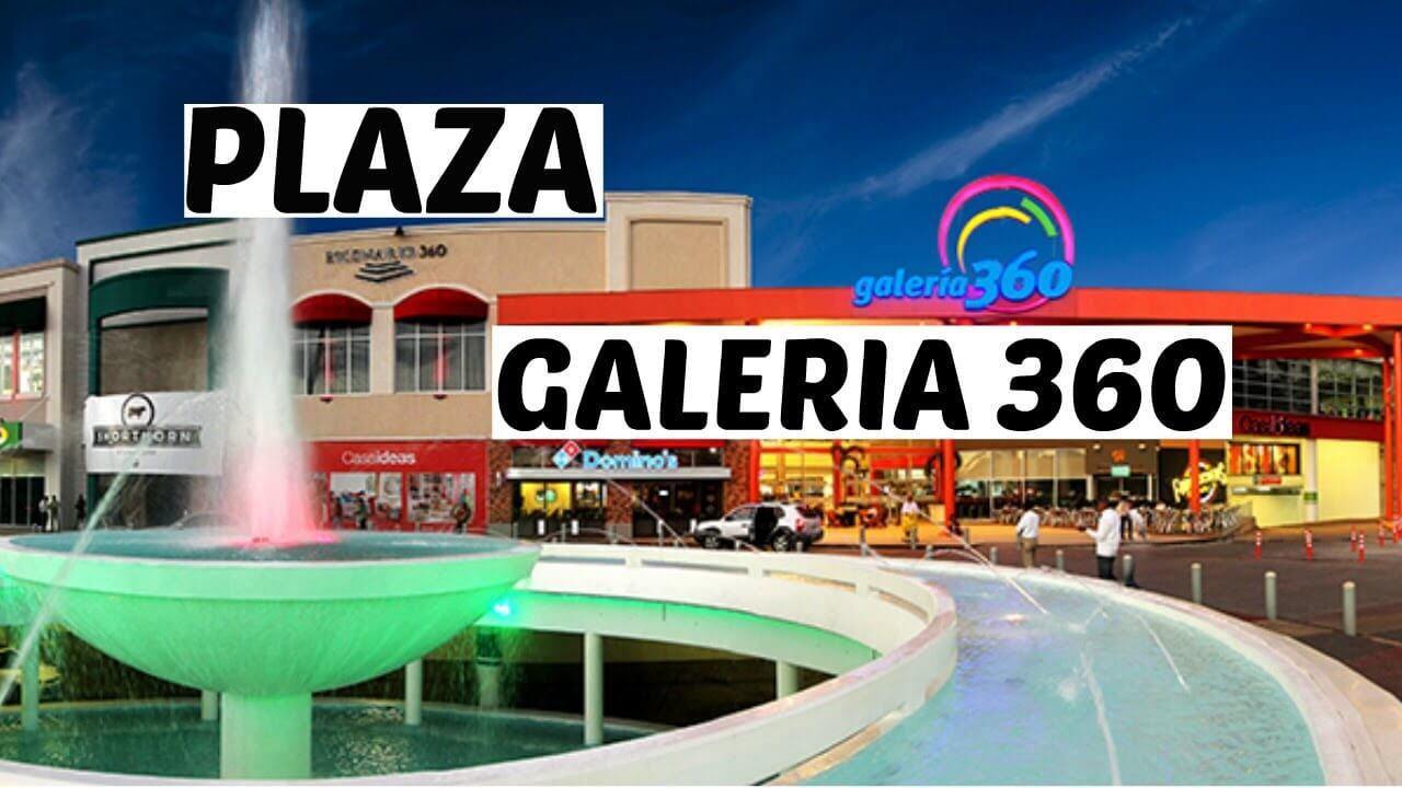 Galeria 360 santo domingo