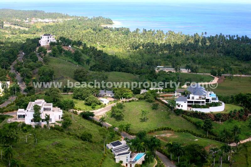 Esperanza Las Terrenas Samana Ocean View Lots For Sale
