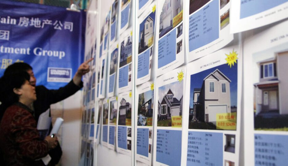 World's Biggest Real Estate Frenzy Is Happening