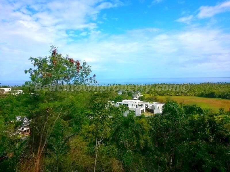 Dominican Republic Ocean View Hill For Sale Las Terrenas