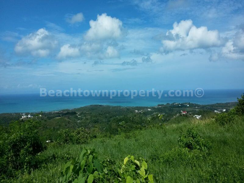Las Terrenas Land For Sale Ocean View