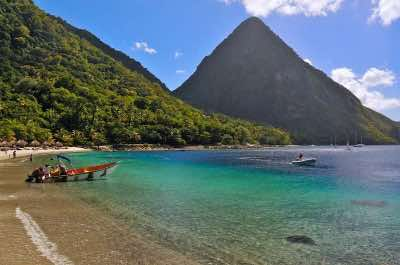 Top Ten Beaches In St. Lucia