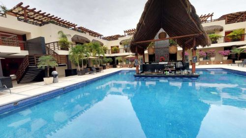 properties in playa del carmen aldea thai sale 107 pool private 22