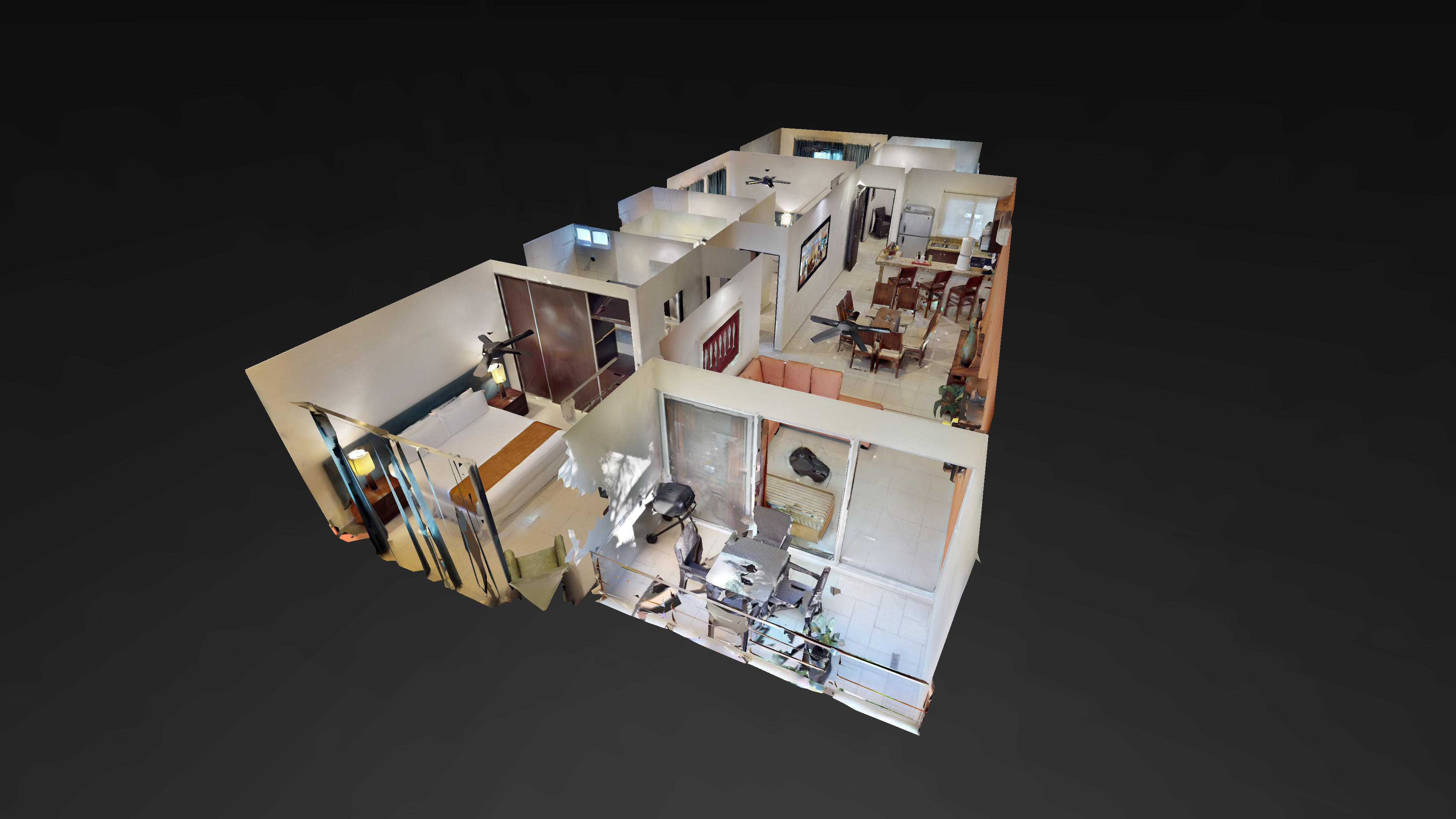 properties in playa del carmen sabbia 210 bedroom 2 6