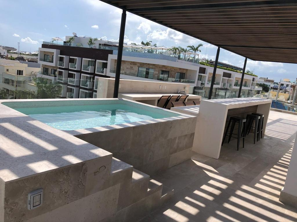 properties in playa del carmen oceana penthouse 517 16
