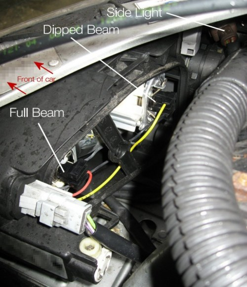 small resolution of dipped beam bulb fault peugeot new images