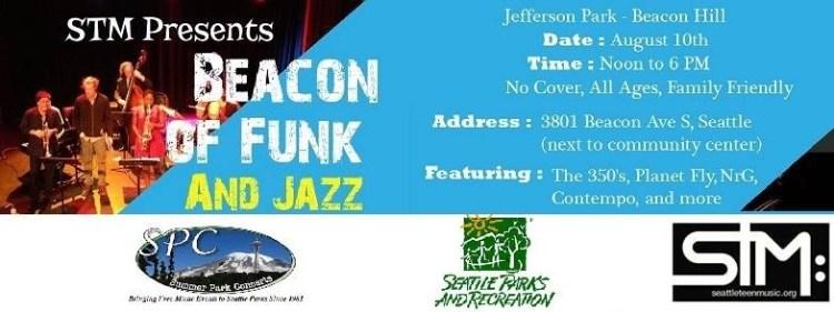 Event: BeaconofFunk&Jazz