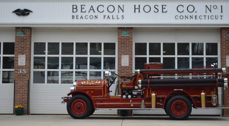 seagrave firehouse