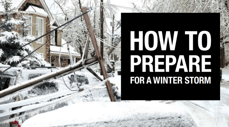Resolve to be Ready for a Winter Emergency