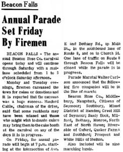 1969 carnival preview