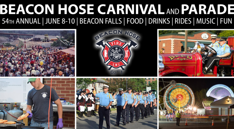 54th Annual Beacon Hose Carnival Set for June 8-10