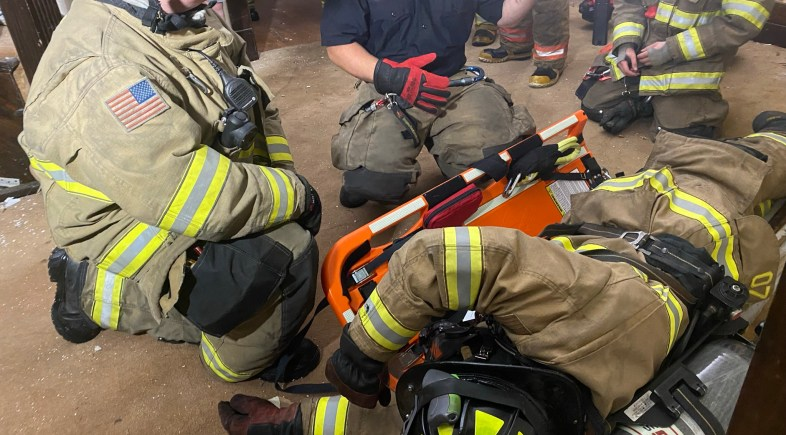 Ion Bank Foundation Provides Beacon Hose With New Rescue Tool