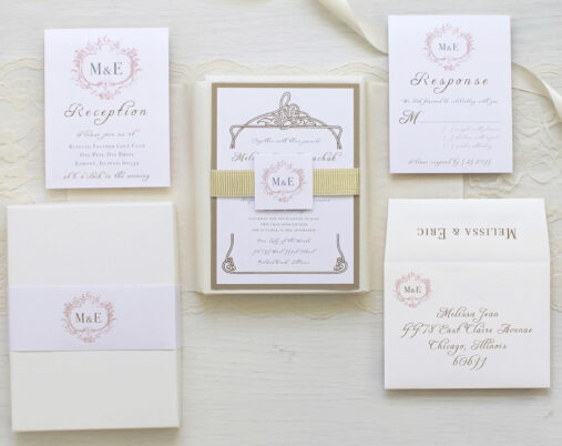 Beacon Lane Boxed Wedding Invitations Washington D C