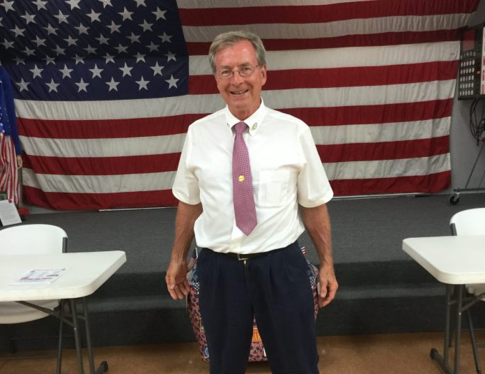Eugene Kowalski lost the race for Seat 4 on the DeBary City Council to Phyllis Butlien