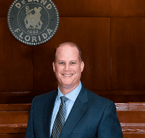 DeLand City Manager Michael Pleus