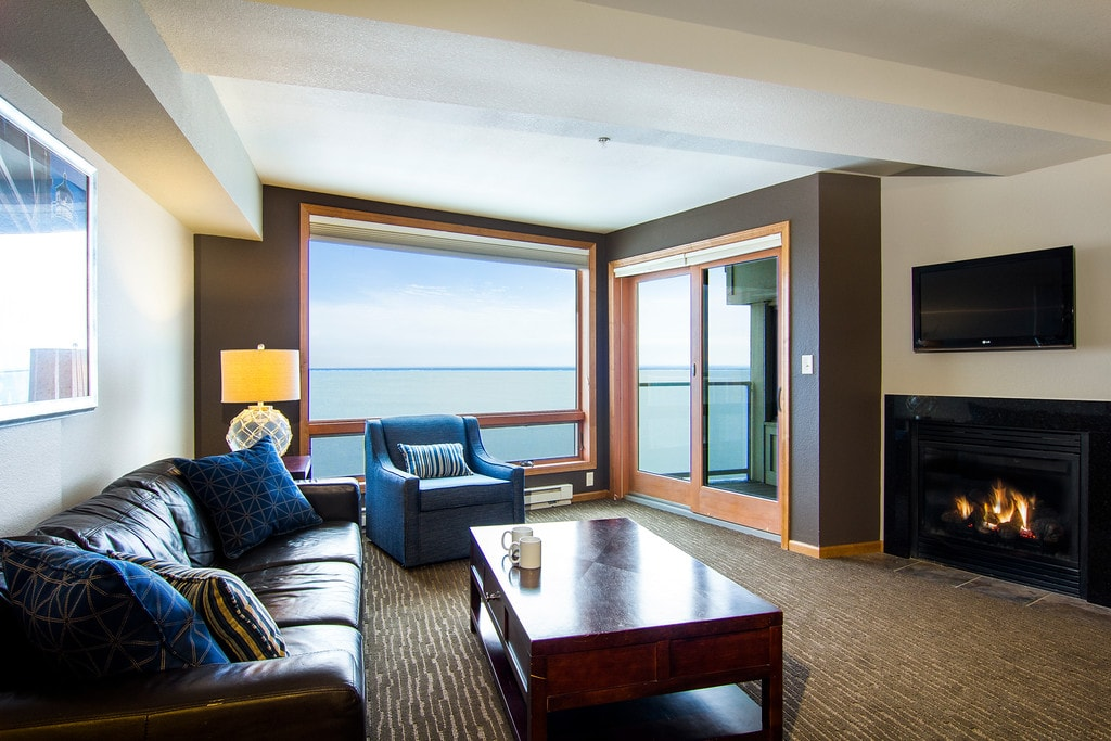 1 bedroom condo - beacon pointe | duluth lakeview hotel on lake