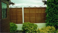 Fence Crowns & Post Plant Holders
