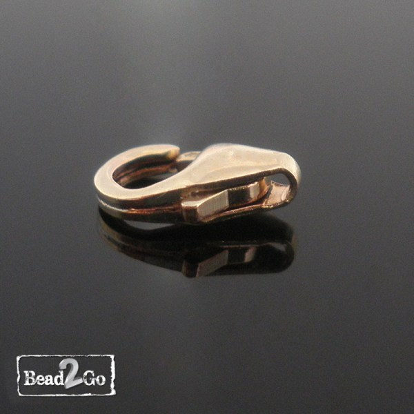 Gold Claw Clasps