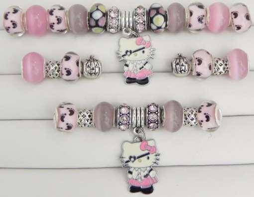 Hello Kitty Pirate European Beads Collection