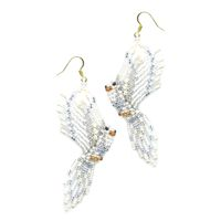 Earring Patterns : Beading Patterns and kits by Dragon