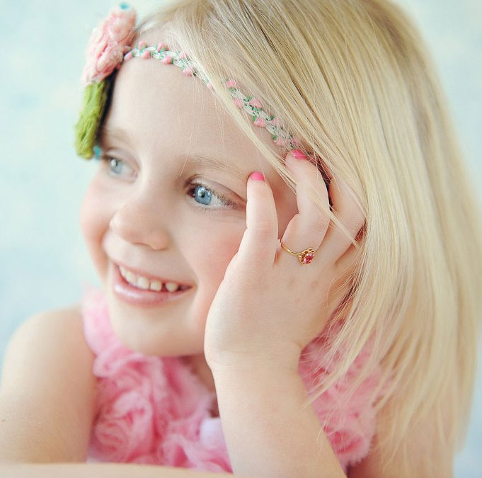 Children's Ring Sizing: How to Measure