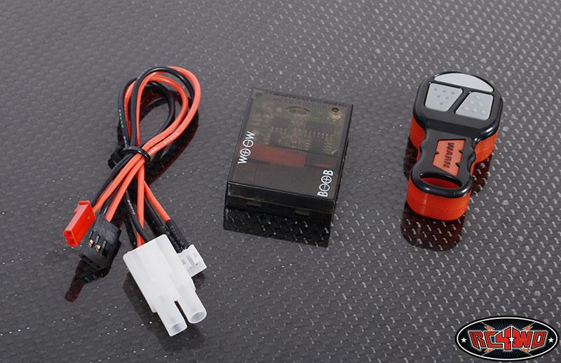 3 Pin Ac Power Plug Wiring Diagram Rc4wd Warn 1 10 Wireless Remote Receiver Winch Controller Set