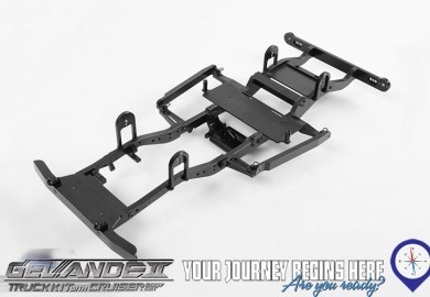 Wd 40 Truck Frame