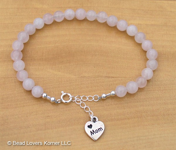 Rose Quartz for Celebrity Moms