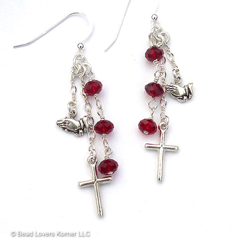 Christian Earrings
