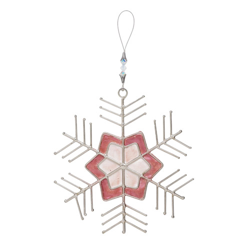 Snowflad ornament