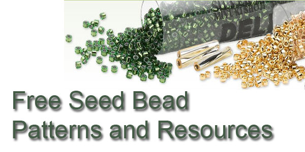 Free beading patterns and resources