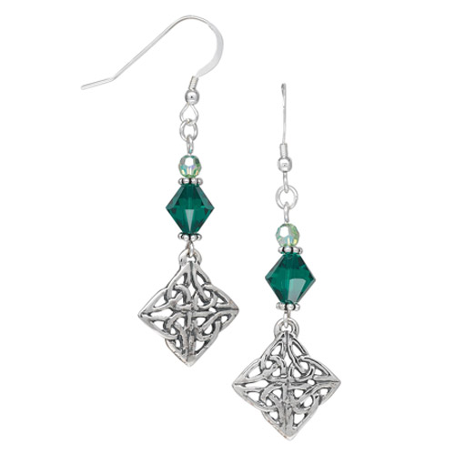 Irish Celtic Earrings