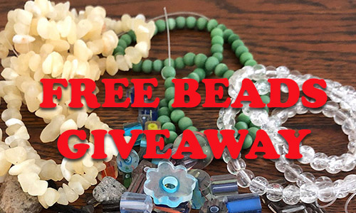 Free Beads Giveaway