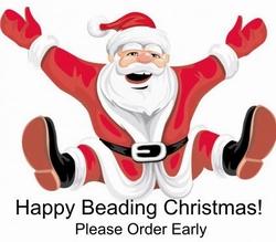 Happy Beading Christmas