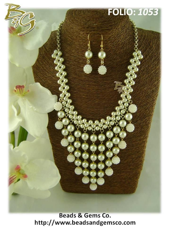 ff2bf48a0db3 101 ¡Los collares con perla y cadena siguen siendo tendencia!