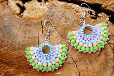 earrings projects beads direct