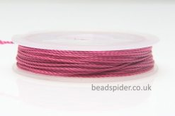 Hot Pink Polyester Thread