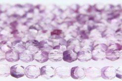 Czech Fire Polished Beads