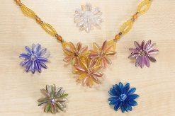 Floral Fancy Necklace Kit