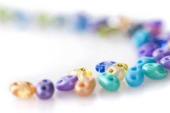 Preciosa Twin Beads