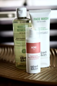Gladskin Acne producten