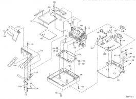 Epson TM-295 Printer Part (TM295X)