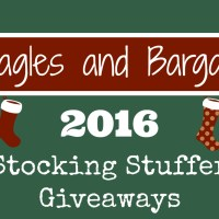 2016 Stocking Stuffer Giveaways