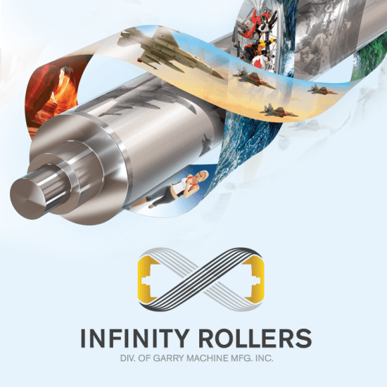 Icon - Infinity Rollers