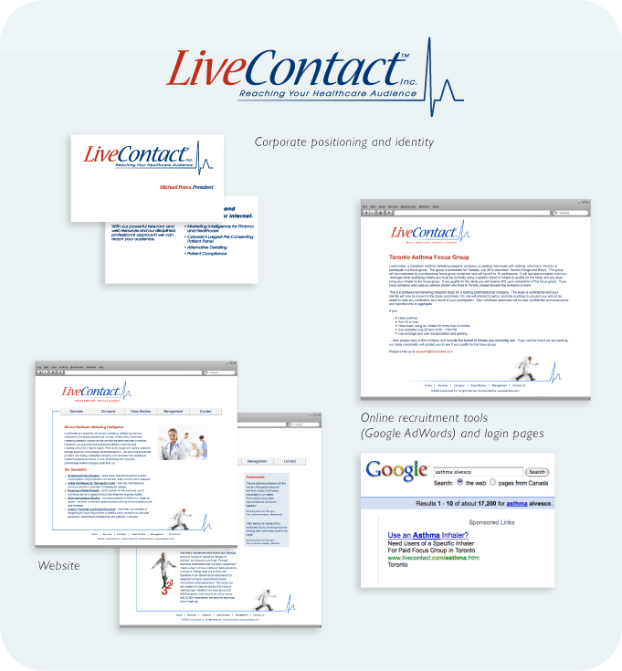 Case Study - Live Contact