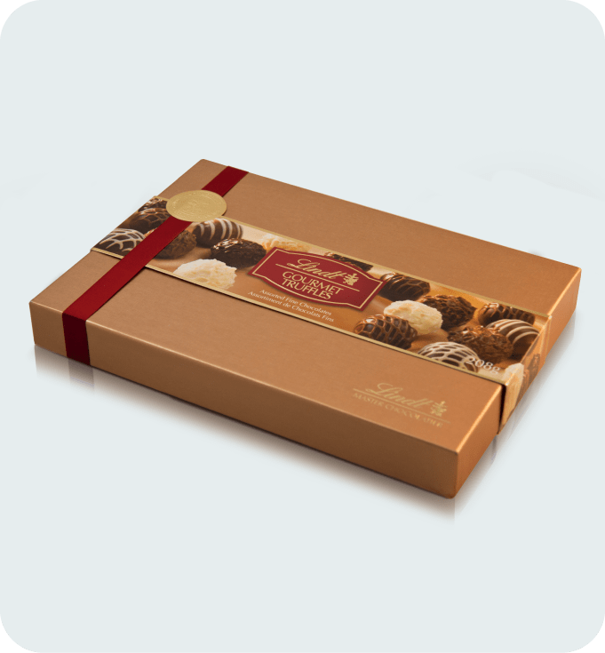 Case Study - Packaging - Lindt Gourmet Truffles